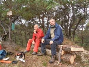 Johannes og Jan Tore