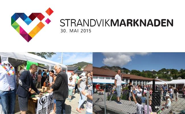 Invitasjon til marknad 2015